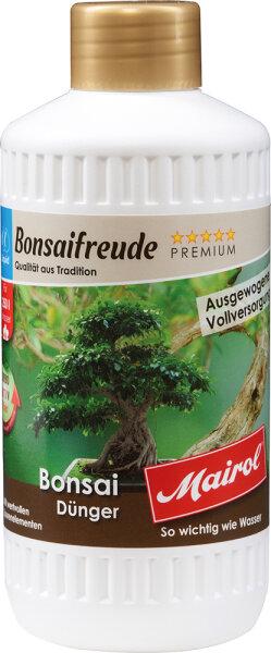 Mairol  Bonsaidünger Bonsaifreude Liquid 250ml