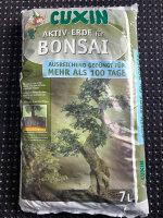 Cuxin Aktiv Bonsaierde 7L